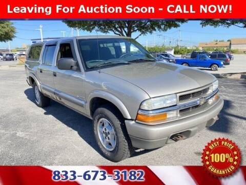 2004 Chevrolet S-10 for sale at Glenbrook Dodge Chrysler Jeep Ram and Fiat in Fort Wayne IN