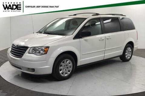 2010 Chrysler Town and Country for sale at Stephen Wade Pre-Owned Supercenter in Saint George UT