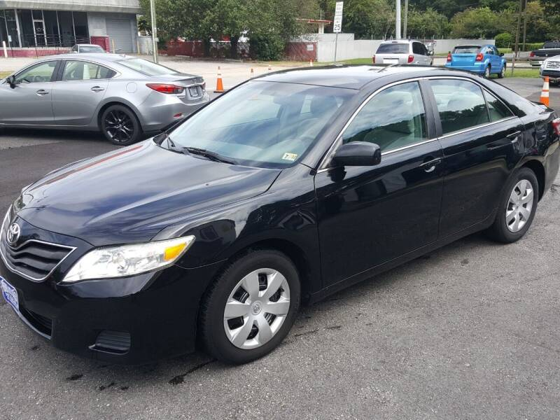 2010 Toyota Camry for sale at Premier Auto Sales Inc. in Newport News VA