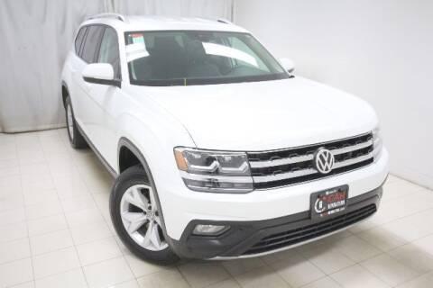 2019 Volkswagen Atlas for sale at EMG AUTO SALES in Avenel NJ