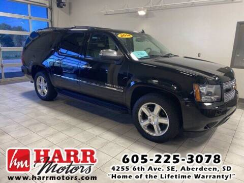 2014 Chevrolet Suburban for sale at Harr's Redfield Ford in Redfield SD