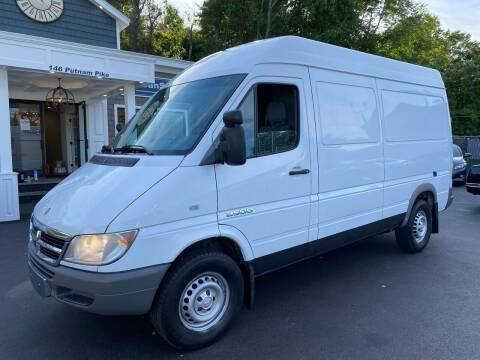 2004 Dodge Sprinter Cargo for sale at Ocean State Auto Sales in Johnston RI