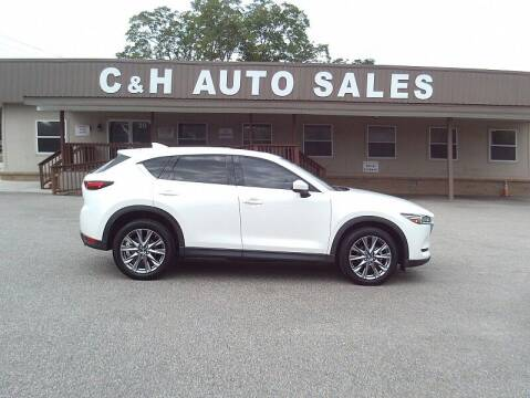 2017 Nissan Armada for sale at C & H AUTO SALES WITH RICARDO ZAMORA in Daleville AL