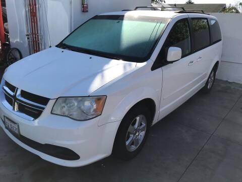 2013 Dodge Grand Caravan for sale at Auto Emporium in Wilmington CA