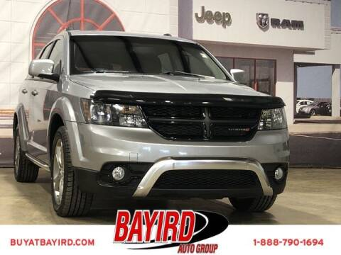 2016 Dodge Journey for sale at Bayird Truck Center in Paragould AR