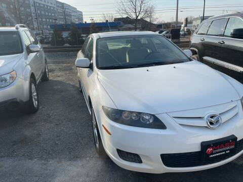 2008 Mazda MAZDA6 for sale at Mass Auto Exchange in Framingham MA