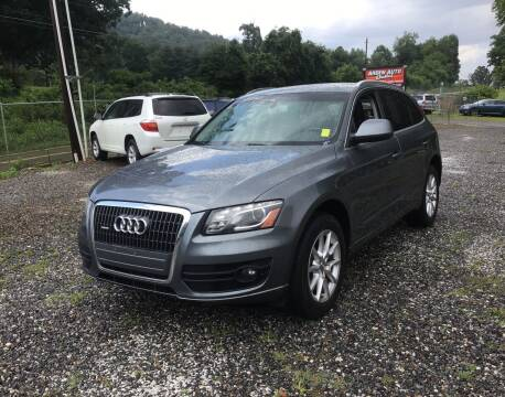 2012 Audi Q5 for sale at Arden Auto Outlet in Arden NC