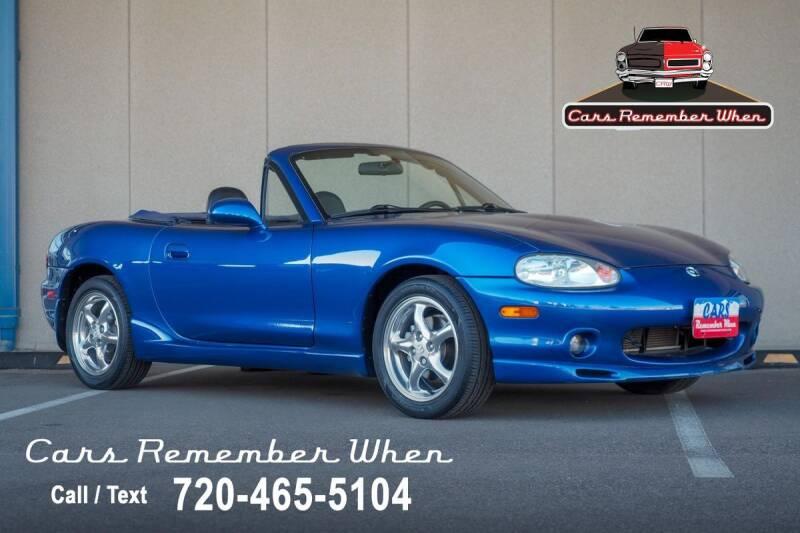 1999 Mazda MX-5 Miata for sale in Englewood, CO