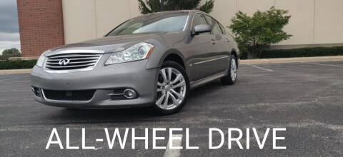 2008 Infiniti M35 for sale at Nationwide Auto Group in Melrose Park IL