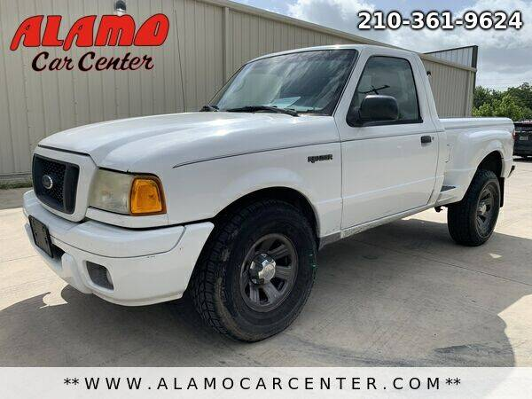 2004 Ford Ranger for sale at Alamo Car Center in San Antonio TX