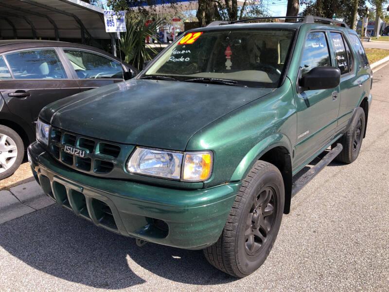2002 Isuzu Rodeo for sale at Castagna Auto Sales LLC in Saint Augustine FL