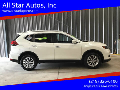 2017 Nissan Rogue for sale at All Star Autos, Inc in La Porte IN