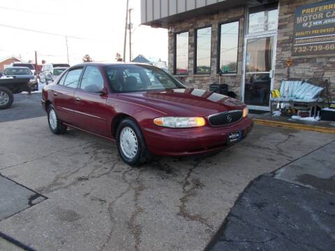 2003 Buick Century for sale at Preferred Motor Cars of New Jersey in Keyport NJ