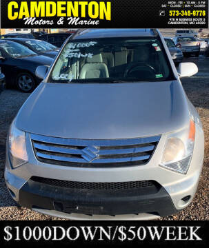 2008 Suzuki XL7 for sale at Camdenton Motors & Marine in Camdenton MO