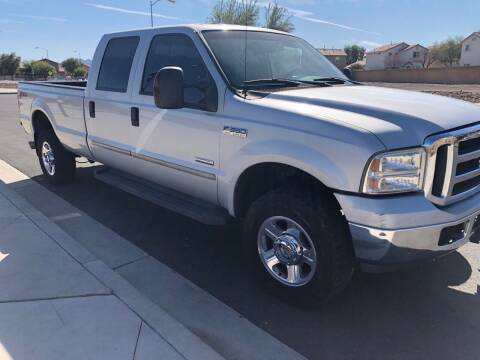 2007 Ford F-350 Super Duty for sale at GEM Motorcars in Henderson NV