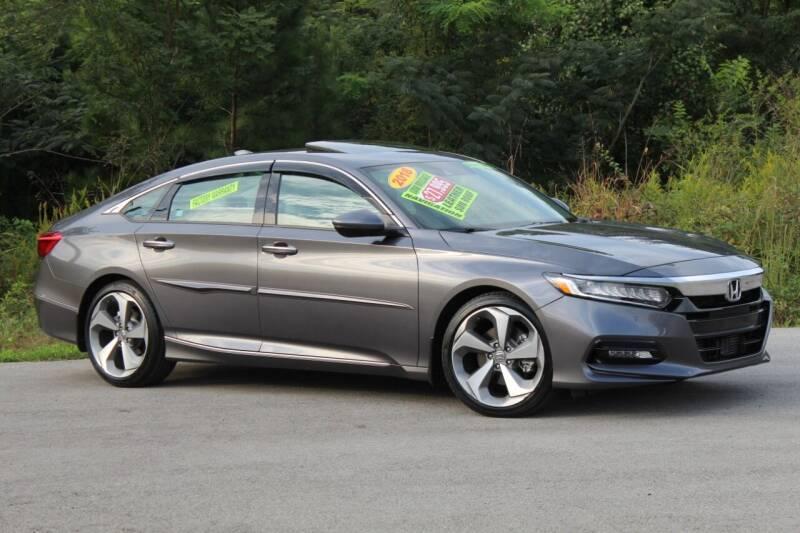 2018 Honda Accord for sale at McMinn Motors Inc in Athens TN