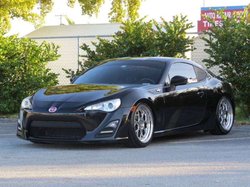 2015 Scion FR-S for sale at DK Auto Sales in Hollywood FL