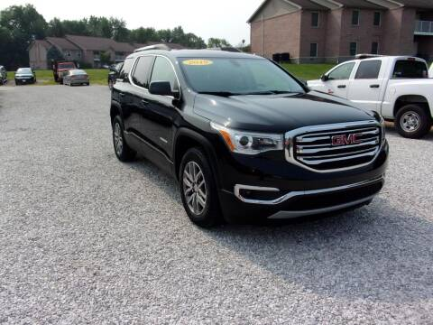 2019 GMC Acadia for sale at BABCOCK MOTORS INC in Orleans IN