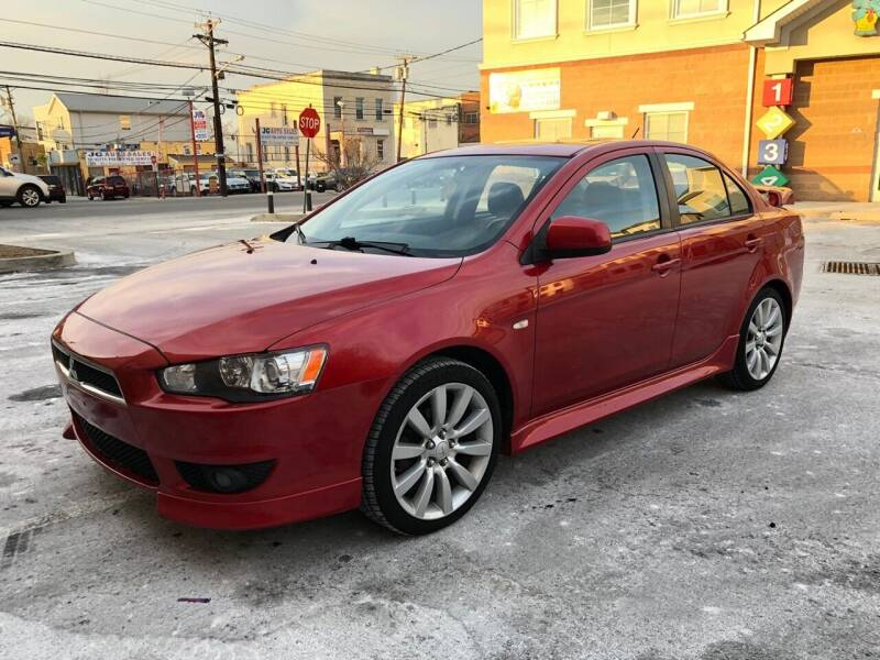 2010 Mitsubishi Lancer for sale at JG Auto Sales in North Bergen NJ