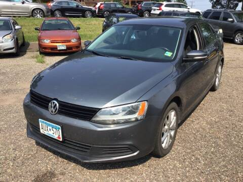 2011 Volkswagen Jetta for sale at Sparkle Auto Sales in Maplewood MN