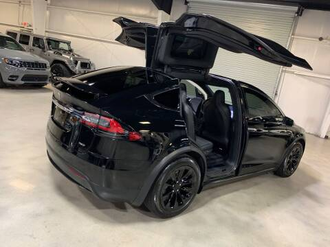 2018 Tesla Model X for sale at Diesel Of Houston in Houston TX