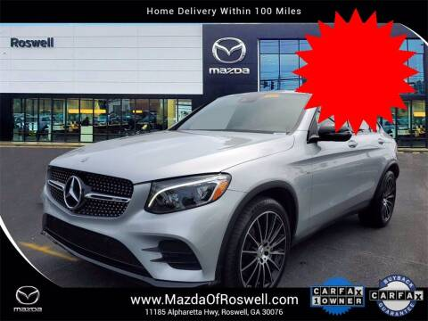 2019 Mercedes-Benz GLC for sale at Mazda Of Roswell in Roswell GA