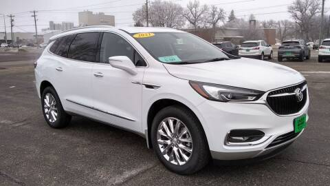 2021 Buick Enclave for sale at Unzen Motors in Milbank SD