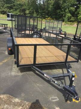 2020 New Carry-On 6'4x12 GW HS Utility Trailer for sale at Tripp Auto & Cycle Sales Inc in Grimesland NC