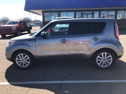 2018 Kia Soul for sale at BUDGET CAR SALES in Amarillo TX