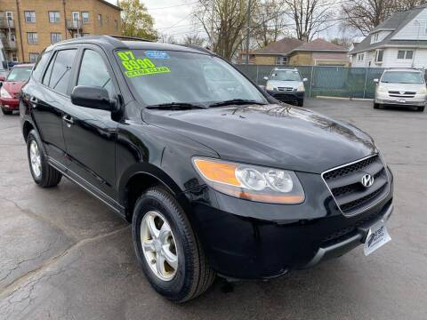 2007 Hyundai Santa Fe for sale at Streff Auto Group in Milwaukee WI