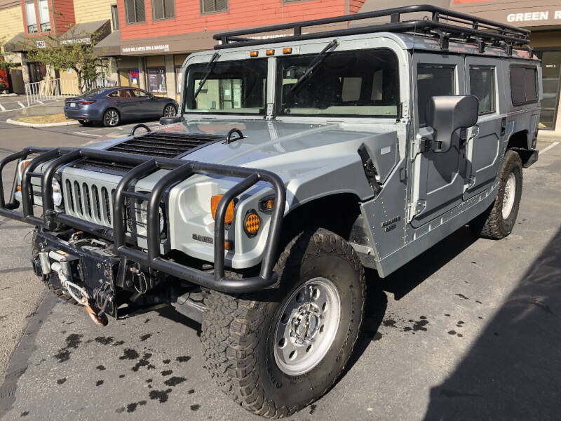 1997 AM General Hummer for sale at CPR AUTO SALES AND FINANCE in Bellevue WA
