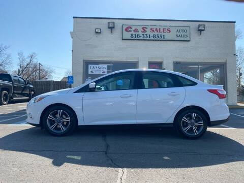 2012 Ford Focus for sale at C & S SALES in Belton MO