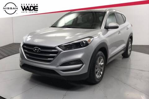 2018 Hyundai Tucson for sale at Stephen Wade Pre-Owned Supercenter in Saint George UT