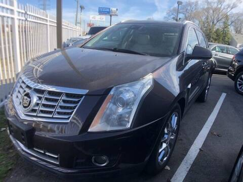 2015 Cadillac SRX for sale at SOUTHFIELD QUALITY CARS in Detroit MI