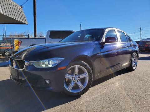 2013 BMW 3 Series for sale at LA Motors LLC in Denver CO