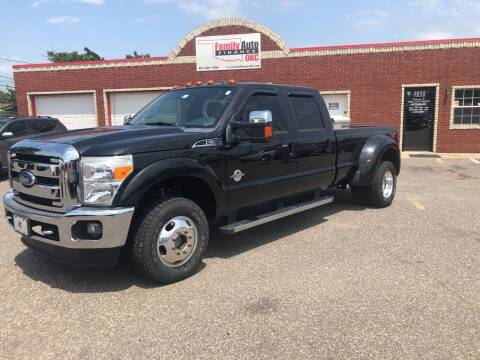 2011 Ford F-350 Super Duty for sale at Family Auto Finance OKC LLC in Oklahoma City OK