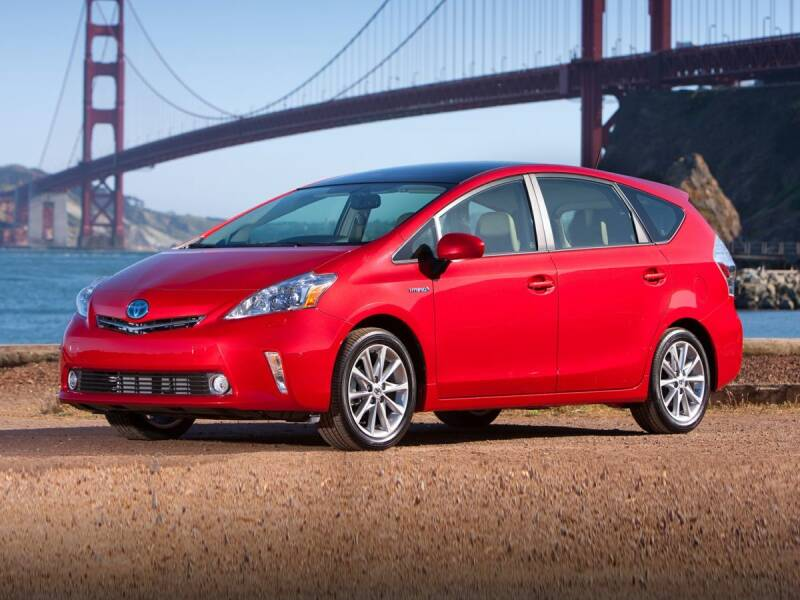 2014 Toyota Prius v for sale in Westminster, VT