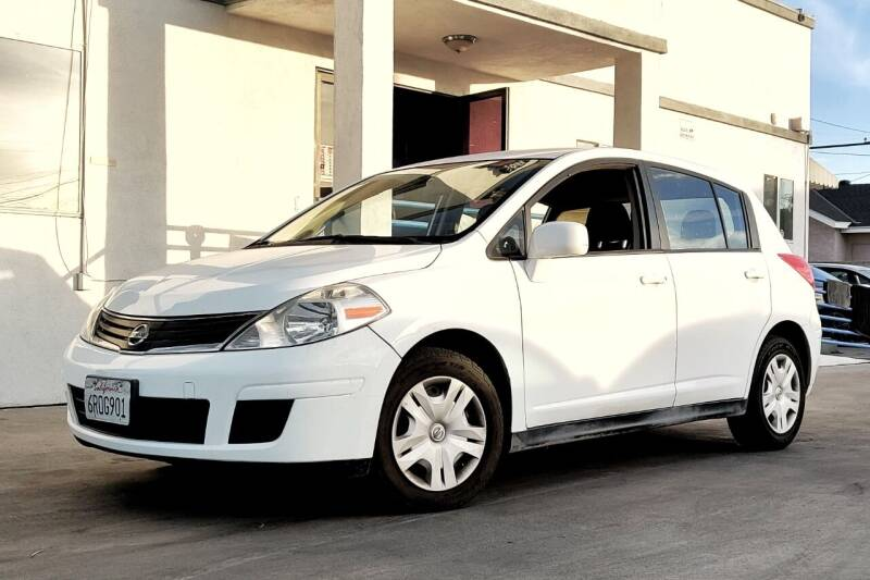 2011 Nissan Versa for sale at Fastrack Auto Inc in Rosemead CA