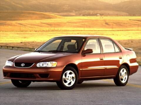 2001 Toyota Corolla for sale at Bill Gatton Used Cars - BILL GATTON ACURA MAZDA in Johnson City TN