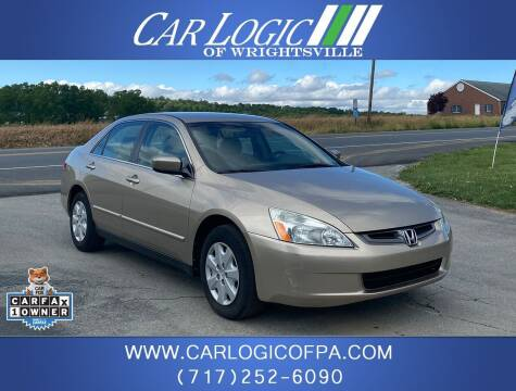 2003 Honda Accord for sale at Car Logic in Wrightsville PA