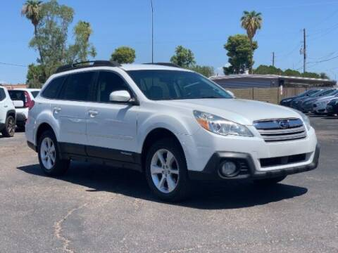 2013 Subaru Outback for sale at Curry's Cars Powered by Autohouse - Brown & Brown Wholesale in Mesa AZ
