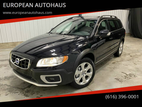 2010 Volvo XC70 for sale at EUROPEAN AUTOHAUS in Holland MI