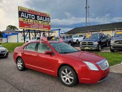 2010 Mercury Milan for sale at Mox Motors in Port Charlotte FL