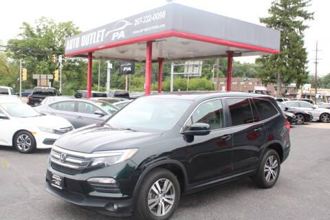 2016 Honda Pilot for sale at Deals N Wheels 306 in Burlington NJ