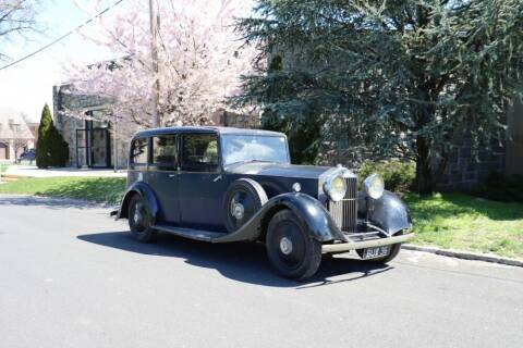 1934 Rolls-Royce 20/25 Park Ward for sale at Gullwing Motor Cars Inc in Astoria NY