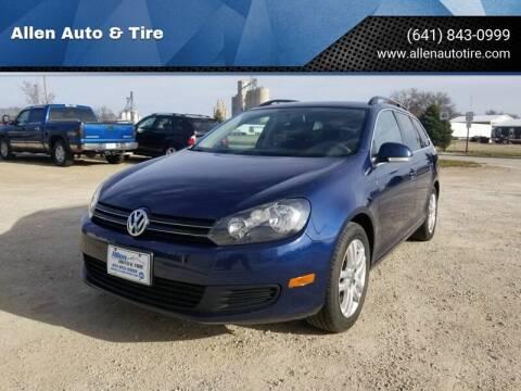2014 Volkswagen Jetta for sale at Allen Auto & Tire in Britt IA
