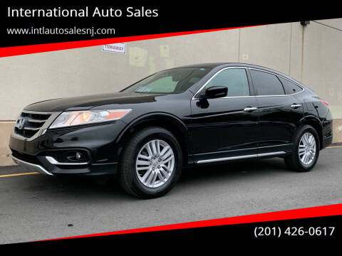 2014 Honda Crosstour for sale at International Auto Sales in Hasbrouck Heights NJ
