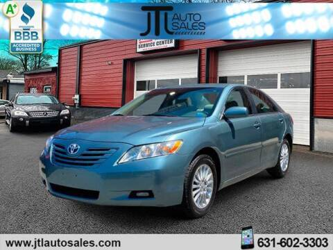 2007 Toyota Camry for sale at JTL Auto Inc in Selden NY
