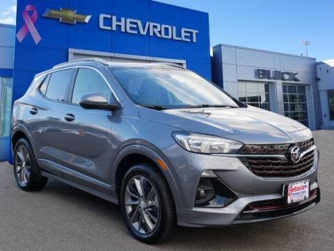 2020 Buick Encore GX for sale at Bellavia Motors Chevrolet Buick in East Rutherford NJ