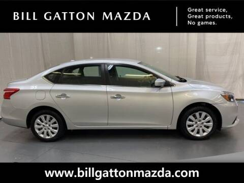 2017 Nissan Sentra for sale at Bill Gatton Used Cars - BILL GATTON ACURA MAZDA in Johnson City TN